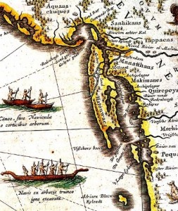 early dutch map